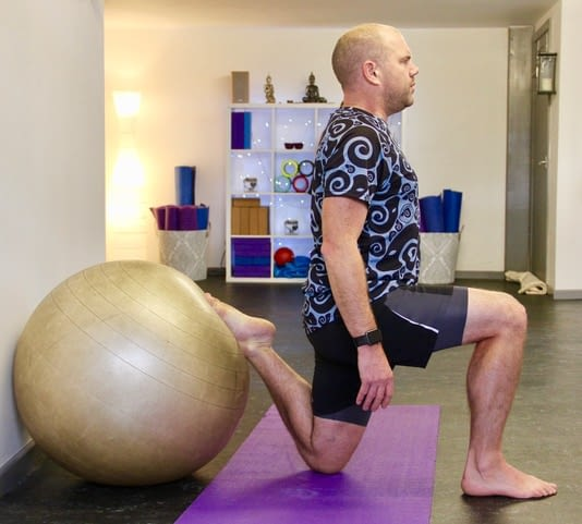 personlised corrcetive stretching helped resolve adductor strain