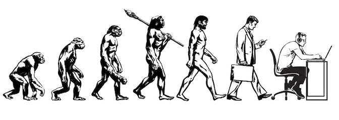 Why posture is important - a little bit of history