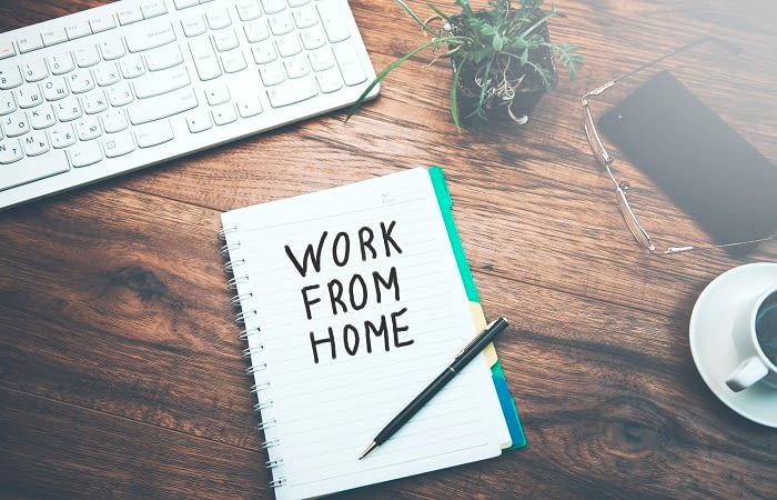 10 Tips How to survive working at home