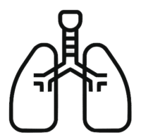 lung icon representing oxygen advantage pillar of functional breathing